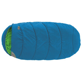 Easy Camp Ellipse Sleeping Bag Children blue